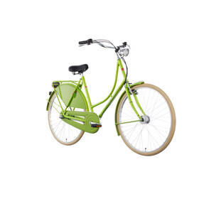 Ortler Van Dyck City Bike green